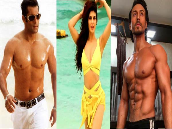 सलमान खान और टाइगर श्रॉफ है बॉलीवुड के सबसे फिट अभिनेता, खुलकर बोली जैकलिन