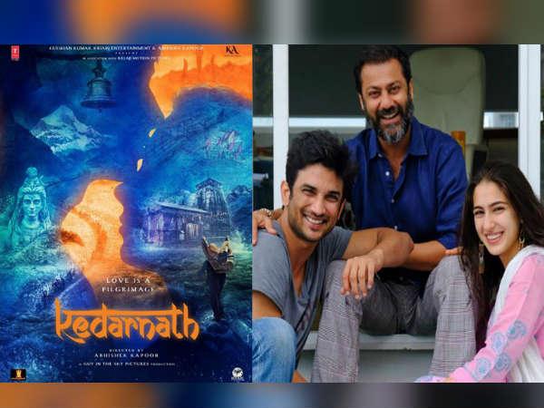 केदारनाथ: विवादों में घिरी फिल्म की शूटिंग 28 अप्रैल से होगी फिर शुरु, फिल्माया जाएगा ये सीन