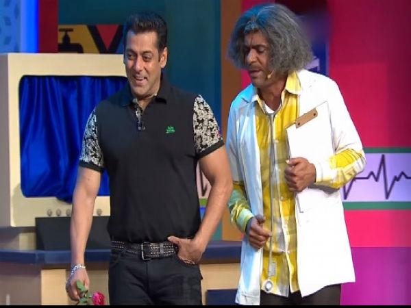 सलमान खान की ''भारत'' में सुनील ग्रोवर की एंट्री,फैंस के लिए बिग सरप्राइज Dhamaka