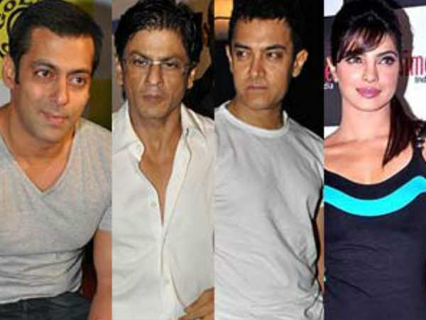 आमिर ने अपनी हीरोइन को दी WARNING, शाहरूख को छोड़, सलमान को पकड़ा!