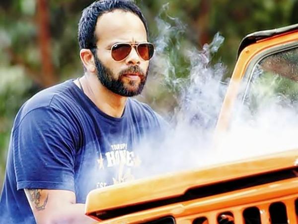 ''अजय देवगन की सिंघम से बिल्कुल अलग है मेरी फिल्म..कोई तुलना नहीं..''
