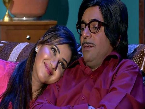कपिल के बाद सुनील ग्रोवर और शिल्पा शिंदे,लाइव शो में हाथापाई, वीडियो viral