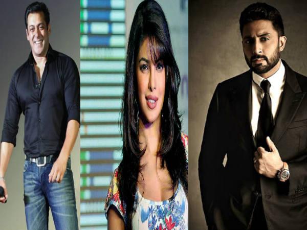 सलमान खान के बाद अभिषेक बच्चन की इस फिल्म के लिए फाइनल हुई प्रियंका चोपड़ा