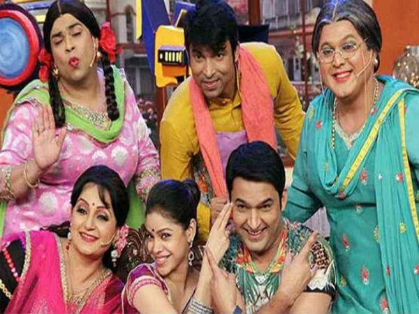 कपिल शर्मा की बुआ और नानी की हुई सुनील ग्रोवर शो में एंट्री,धमाकेदार Video