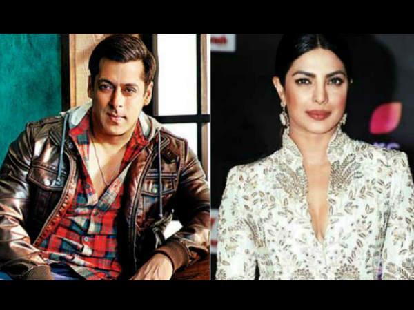 भारत: सलमान खान स्टारर फिल्म की शूटिंग जुलाई में शुरु करेंगी अभिनेत्री प्रियंका चोपड़ा