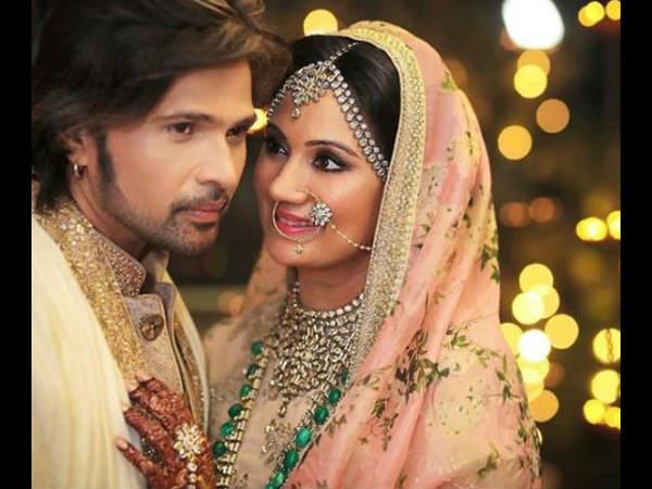 हिमेश रेशमिया ने सोनिया कपूर से की शादी, सामने आई शादी की खूबसूरत तस्वीरें