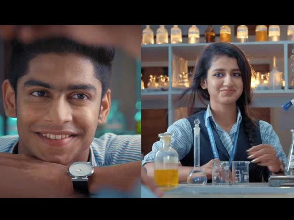 उरु अदार लव: रिलीज हुआ प्रिया प्रकाश के गाने का टीजर, शरारती अंदाज आया नजर