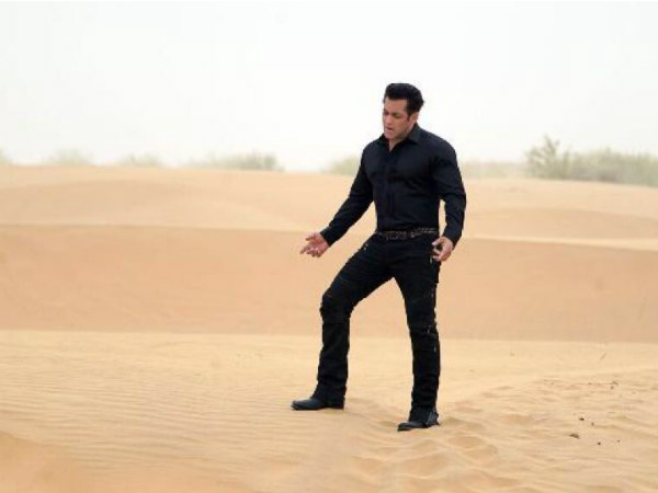 रेस 3 से सलमान खान की खास 'हम दिल दे चुके सनम' झलक.. एकदम जबरदस्त!