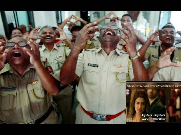 ये रहा रेस 3 के डायलॉग पर बना बेस्ट JOKE, मुंबई पुलिस ने भी नहीं छोड़ा