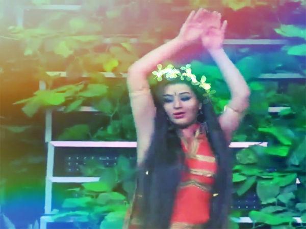सुनील ग्रोवर और शिल्पा शिंदे का ''नागिन रोमांटिक'' डांस video,होश उड़ा देगा