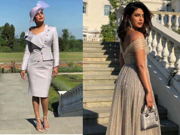 #ViralPics: इतनी बड़ी शादी में इस तरह पहुंची प्रियंका चोपड़ा, आखिरी मिनट तक नहीं थे कपड़े