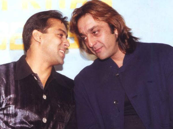 Sanajy Dutt and Salman Khan are bestie of Bollywood these pictures are proof