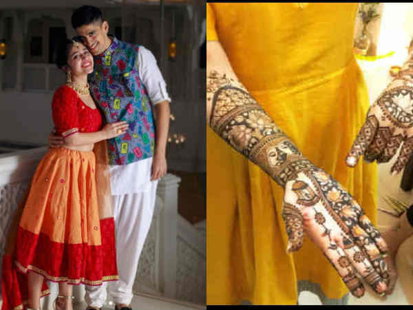 shweta-tripathi-getting-married-rapper-chaitanya-sharma-mehndi-pictures
