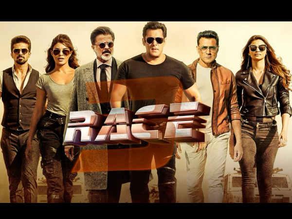 BOX OFFICE: भारत में ही नहीं.. विदेश में भी तहलका कर रही है सलमान खान की 'रेस 3'