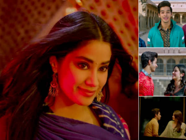 dhadak-trailer-review-music-romance-drama-colors-make-it-a-blockbuster