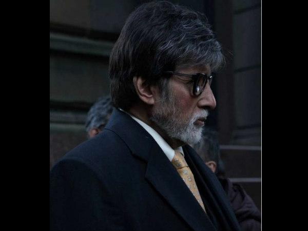 इस फिल्म से सालों बाद साथ आ रहे हैं अमिताभ बच्चन और शाहरूख खान, देखिए FIRST LOOK