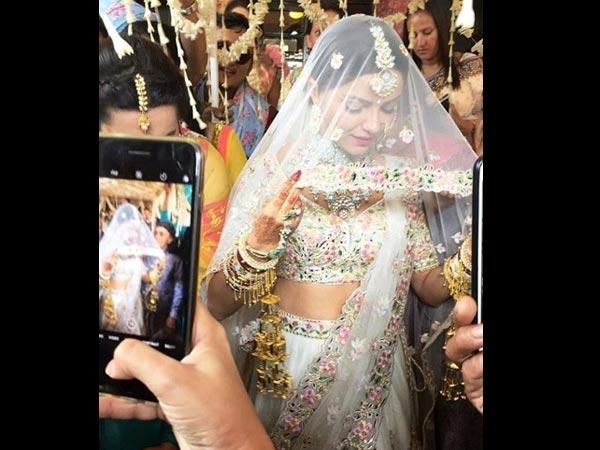 2018 की बेहद खूबसूरत दुल्हन,किन्नर बहू की शादी की ये तस्वीरें,नजर हटाना मुश्किल