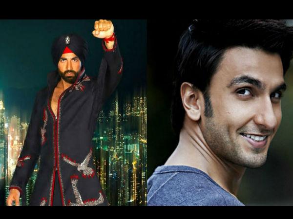 अक्षय कुमार की तरह बनना चाहते थे रणवीर सिंह, बताई बचपन की इच्छा