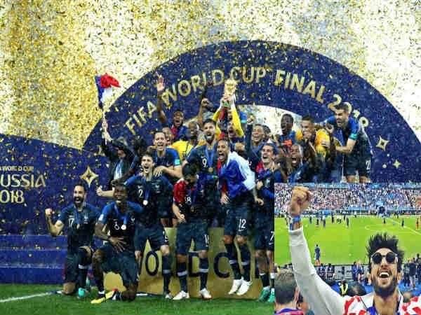 FIFA World Cup 2018: फ्रांस ने जीता विश्वकप, बॉलीवुड ने दी बधाई, बिग बी ने उड़ाया मजाक
