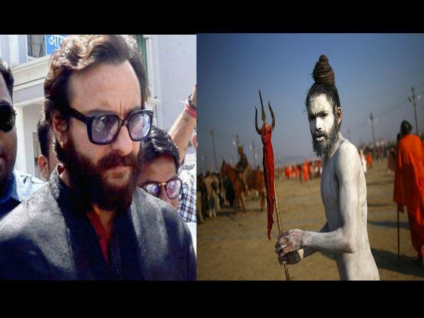 सैफ अली खान की अगली फिल्म होगी हंटर, नागा साधु का निभाएंगे किरदार