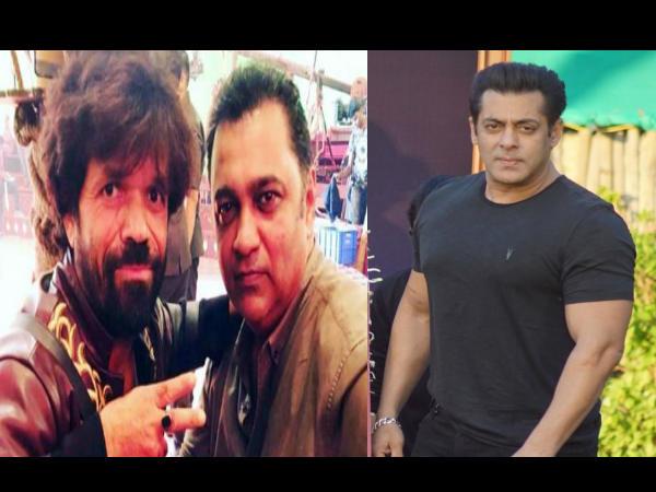भारत: सलमान खान के शूटिंग सेट पर नजर आए गेम ऑफ थ्रोंस के अभिनेता, जानिए मामला