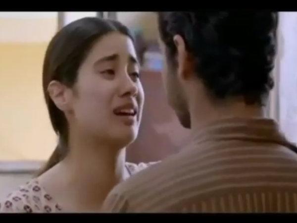 रिलीज से पहले लीक हुआ Dhadak का सीन, इतना जबरदस्त की रो देंगे आप!