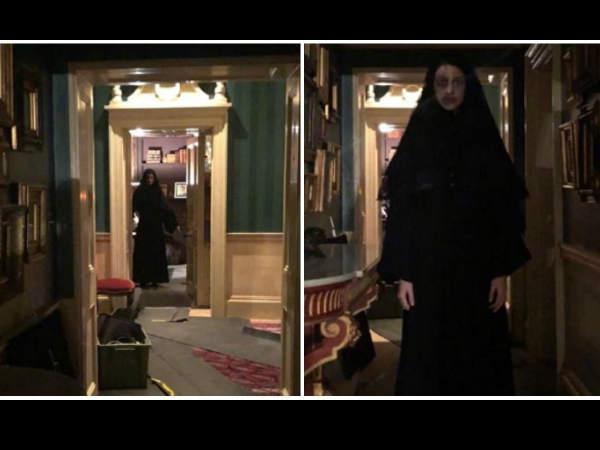 2018 की सबसे डरावनी फिल्म, जबरदस्त First Look, Leak हुई तस्वीरें