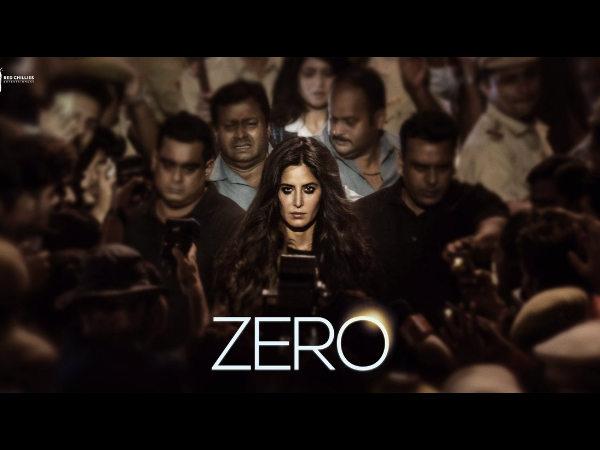 First LOOK: शाहरुख खान के बाद, 'ज़ीरो' से कैटरीना कैफ की पहली झलक- बेहद दमदार