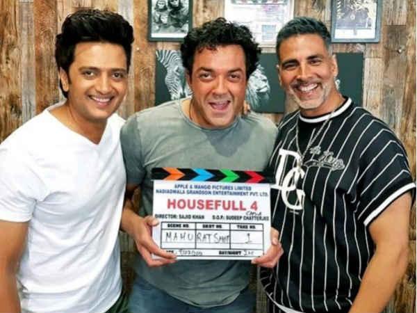 #MeToo: साजिद खान पर यौन शोषण का आरोप- अक्षय कुमार ने बंद की हाउसफुल 4 की शूटिंग