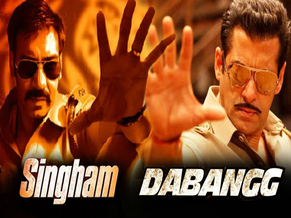 सलमान खान और अजय देवगन एक साथ,फैंस के लिए बिग सरप्राइज Dhamaka
