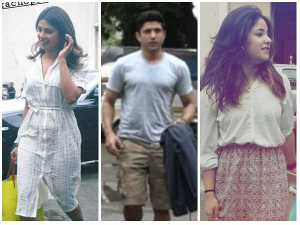 zaira-wasim-priyanka-chopra-farhan-akhtar-start-shooting-the-sky-is-pink