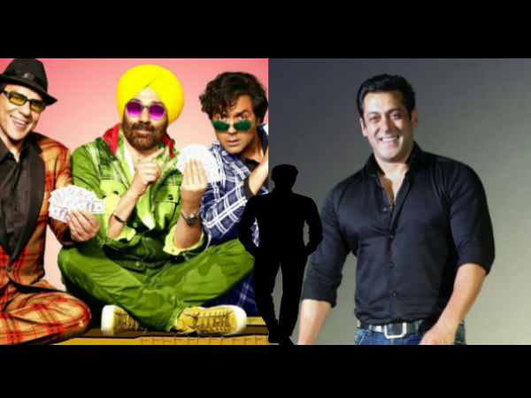यमला पगला दीवाना फिर में में सलमान खान के अलावा ये दिग्गज अभिनेता करेगा कैमियो