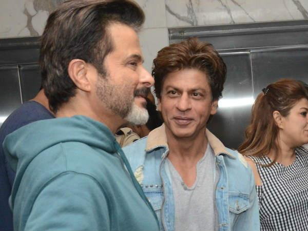 फन्ने खां: शाहरुख खान की जिंदगी में ये अभिनेता है फन्ने खां, अनिल कपूर से बताया राज