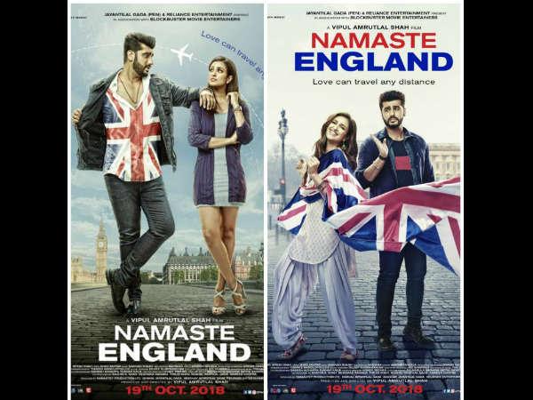Poster out: अर्जुन कपूर की नमस्ते इंग्लैंड से सामने आया बेहतरीन पोस्टर, खुश हो जाएंगे आप