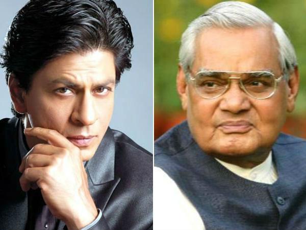 अटल जी के निधन पर शाहरुख खान का इमोशनल पोस्ट, बोले बचपन का अहम हिस्सा थे पूर्व पीएम