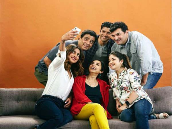 सलमान की फिल्म को किक मारकर, प्रियंका चोपड़ा ने फरहान के साथ शुरु की फिल्म की शूटिंग