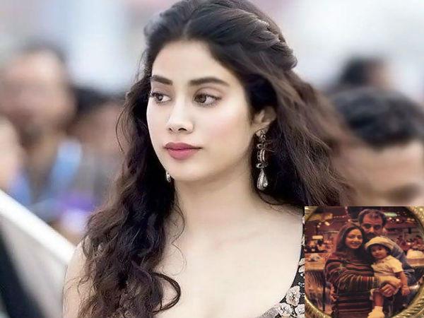 Birth anniversary: जाह्ववी कपूर ने शेयर की मां श्रीदेवी की खूबसूरत तस्वीर, गोद में नजर आई धड़क गर्ल