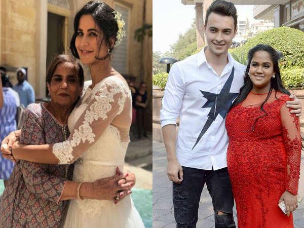 अर्पिता ने क्यों डिलीट की थी कैटरीना और सलमा खान की फोटो, आयुष शर्मा ने खोला राज