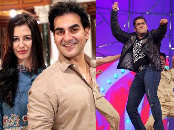 सलमान खान के घर फिर बजेगा बैंड बाजा, अरबाज खान विदेशी गर्लफ्रेंड से कर सकते है शादी