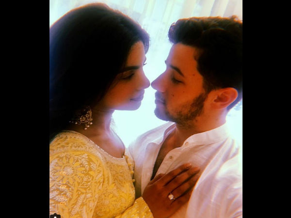 निक जोनस ने पोस्ट की Mrs. प्रियंका जोनस के साथ रोमांटिक तस्वीर, कैप्शन है मजेदार