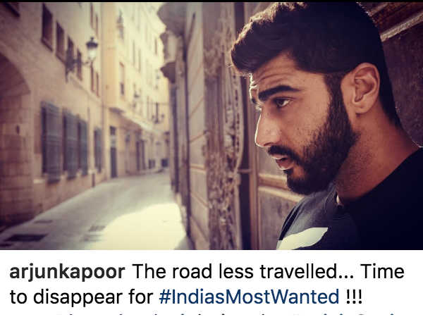 arjun-kapoor-reaches-nepal-shoot-rajkumar-gupta-s-india-s-most-wanted
