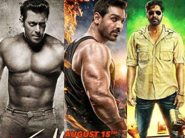 सत्यमेव जयते में दिखी 7 फिल्मों की झलक, अक्षय कुमार से लेकर सलमान तक, चौंक जाएंगे आप