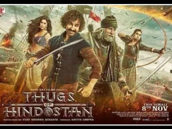 ठग्स ऑफ हिंदोस्तान: Leak हो गया फिल्म का पोस्टर, सभी स्टार्स के धमाकेदार लुक वायरल