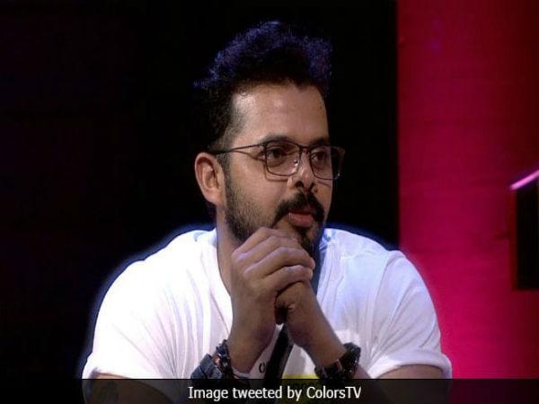 BIGG BOSS 12 क्रिकेटर श्रीसंत पर 50 लाख का जुर्माना,चौंकाने वाली खबर !
