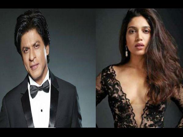 सैल्यूट: शाहरुख खान के साथ बन सकती है भूमि पेडनेकर की जोड़ी, इनकी बायोपिक होगी फिल्म