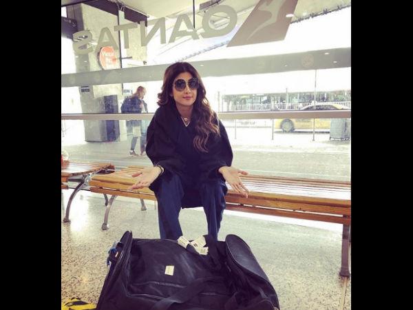 शिल्पा शेट्टी फिर हुई नस्लभेद का शिकार, सिडनी एयरपोर्ट पर इस कारण रोक लिया गया