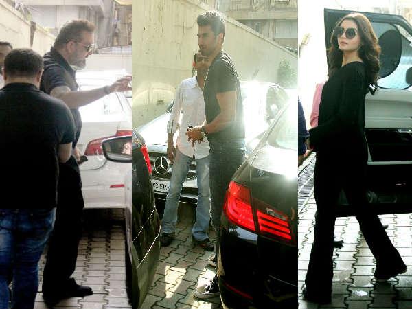 सड़क 2: चल रही है जोरदार तैयारी, संजय, आलिया और आदित्य पहुंचे विशेष फिल्म्स के ऑफिस