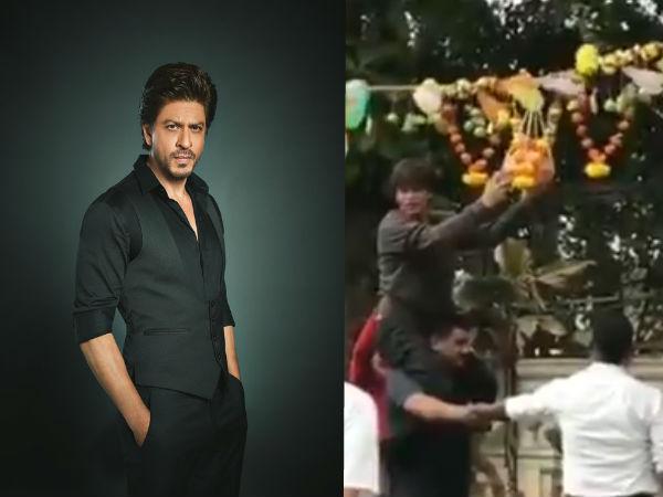 Flashback: जब जन्माष्टमी पर शाहरुख खान ने फोड़ी मटकी- जबरदस्त अंदाज- देखें ये वीडियो