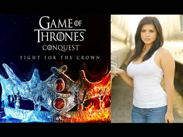 Game of thrones से आया था सनी लियोन के पास ऑफर, इस वजह से कर दिया Reject