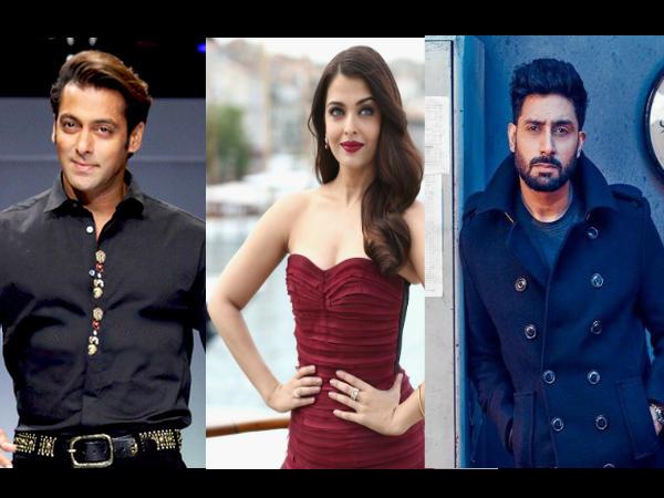 खुलासा: सलमान और ऐश्वर्या की इस फिल्म के दीवाने है अभिषेक बच्चन, बताई फेवरिट फिल्म